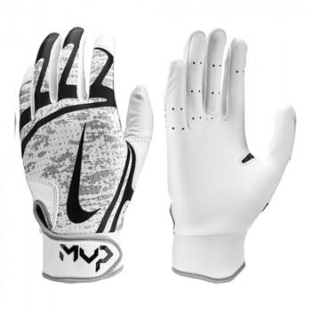 Nike Hyperdiamond White - Rękawiczki do pałkowania - 1 - NBG12101