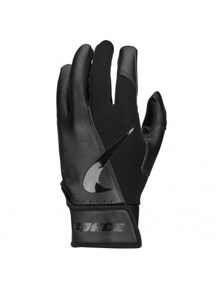 Nike Force Edge Czarne - Rękawiczki do pałkowania - 2 - NFG21072LG