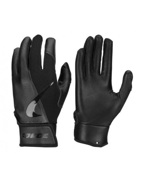Nike Force Edge Czarne - Rękawiczki do pałkowania - 1 - NFG21072LG