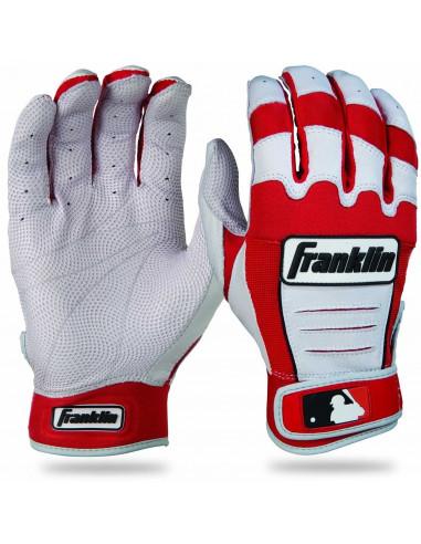 Franklin CFX Pro Series Batting Gloves - 1
