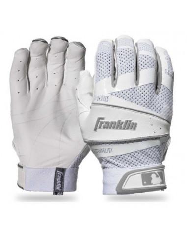 Franklin Fastpitch Freeflex Series Batting Gloves - 3