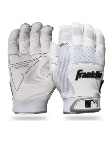 Franklin Shok-Sorb X Batting Gloves - 2