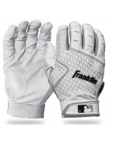 Franklin 2nd-Skinz Youth Batting Gloves - 3