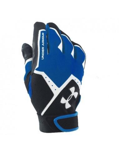 Under Armour Blue - Rękawiczki dla...
